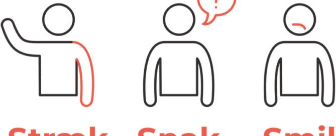 Red hjernen - kampagnens budskab, stræk, snak, smil